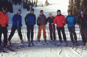 Jackson Hole Ted & Tonys Ski Ride Yoga Retreat 2016 (1)